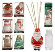 Christmas Themed Reed Diffuser