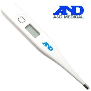 Pocket Size Digital Thermometer with memory and fever alarm