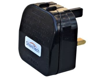ShaniTech USA to UK Plug Adaptor / Chinese to UK Plug Convertor / Japanese to UK Plug Adapter