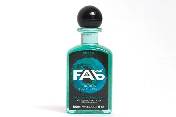 FABHair - Fresh Friction Hair Tonic (100ml)