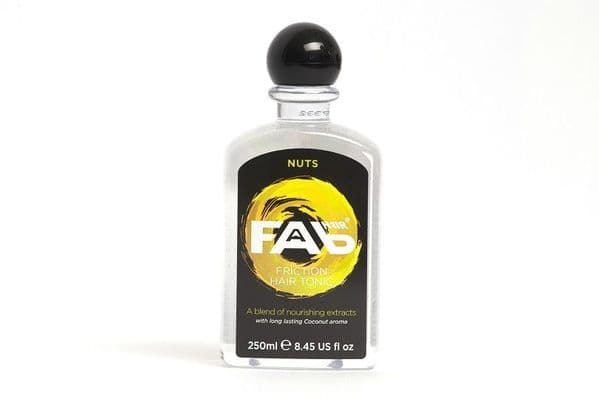 FABHair - Nuts Friction Hair Tonic (250ml)