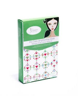 Grace Your Face - Pre-Date Brightening Masks