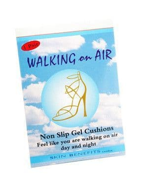 Skin Benefits - Walking On Air (Non Slip Gel Foot Cushions)