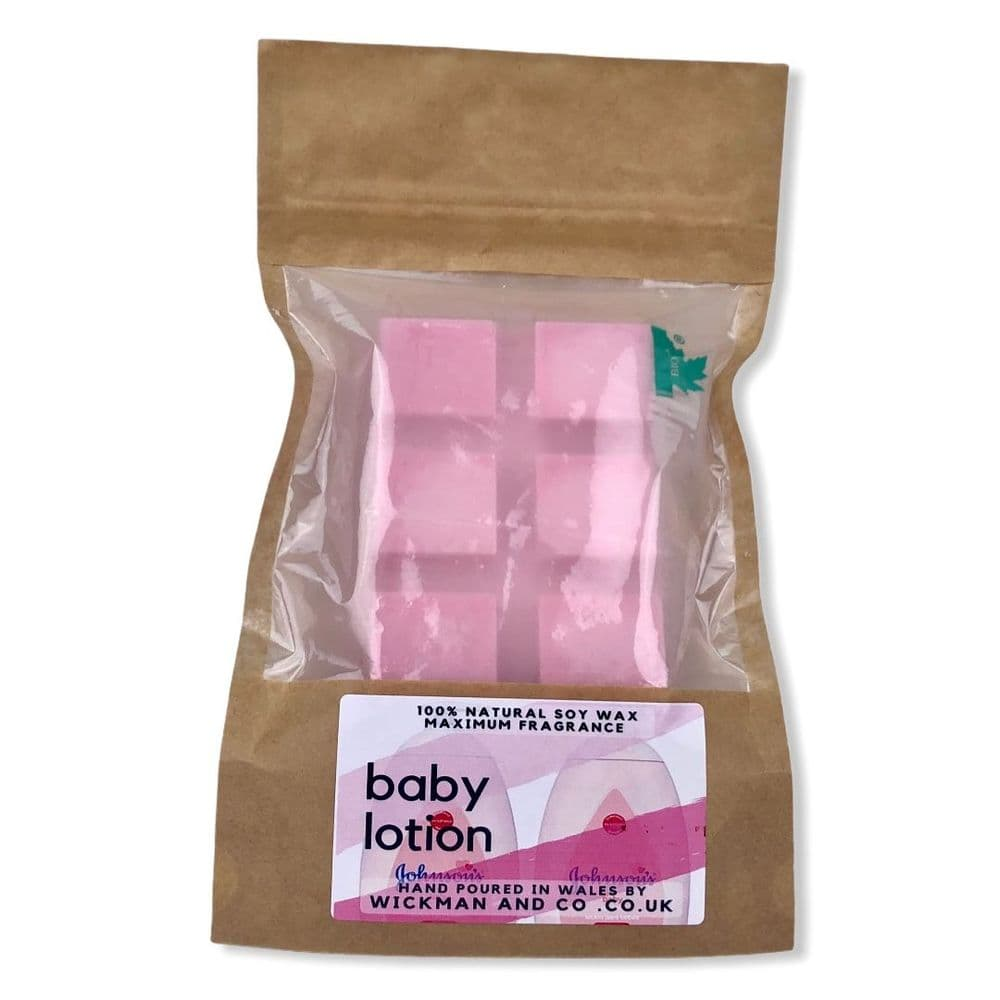 Baby Lotion Soy Wax Melt