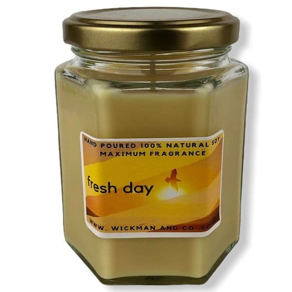 Fresh Day Soy Wax Candle
