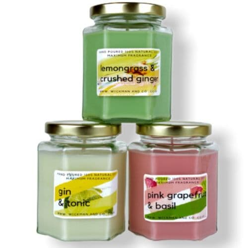 Lifestyle Soy Candles