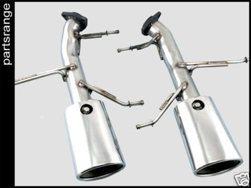Maserati 3200 GT Sport Stainless Steel Exhaust Tail Pipes