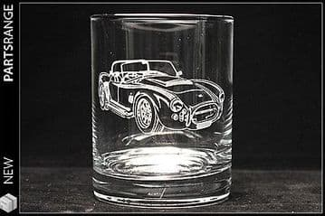 RPi Engraved Tumbler - MG, Morgan, TVR, Cobra