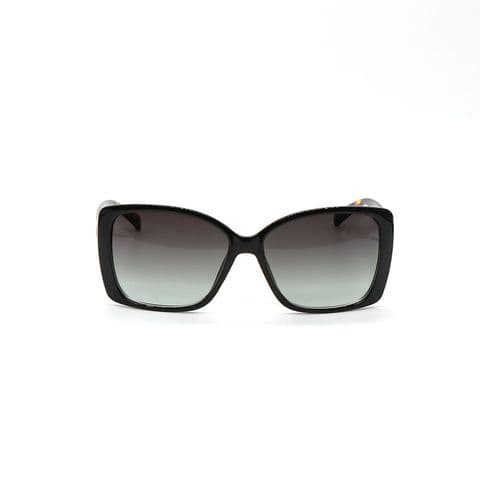 DARK TORTOISE SHELL SQUARE SUNGLASSES