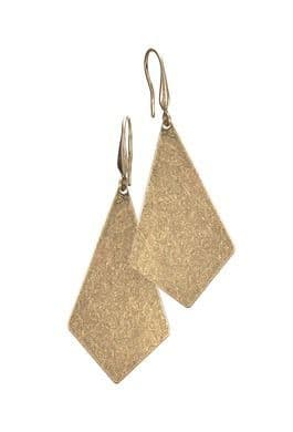 KITE DROP EARRINGS GOLD