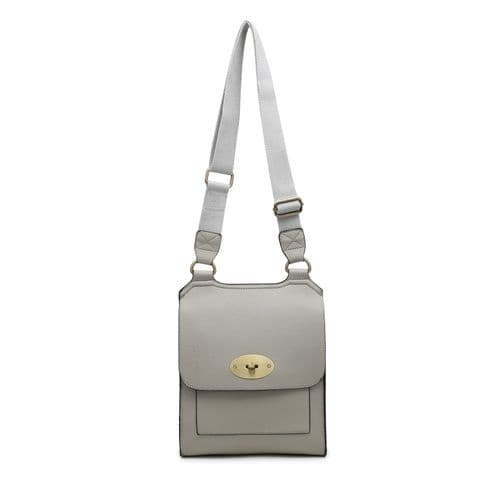 MIA CROSSBODY LIGHT GREY