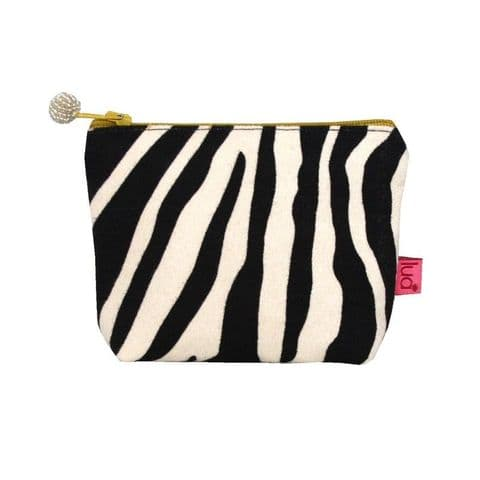 MINI ZEBRA PURSE