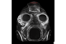Biohazard Mask (WEBSITE EXCLUSIVE)
