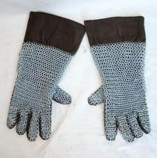 Chainmail Gloves / Mittens (WEBSITE EXCLUSIVE)
