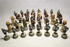 Chess Crusaders without Board (WEBSITE EXCLUSIVE)