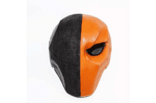 Deathstroke's mask From Arrow (WEBSITE EXCLUSIVE)
