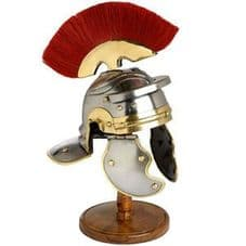 Mini Roman Helmet (WEBSITE EXCLUSIVE)