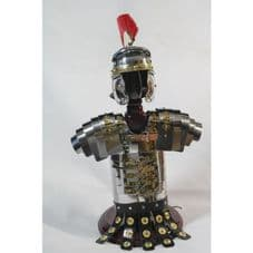 Mini Suit Of Armour On Wooden Stand (WEBSITE EXCLUSIVE)
