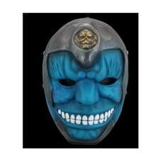 Resin Blue Man Mask (Website Exclusive)