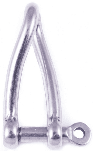 Forged Twisted Shackles (Packs of 10)