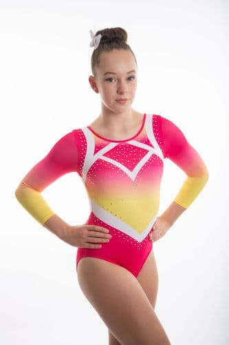 Amber Competition Leotard