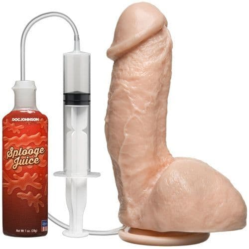 Squirting Realistic Dildo