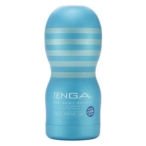 Tenga Deep Throat Cup Cool Edition Masturbator