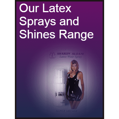 Our Latex Sprays & Shines