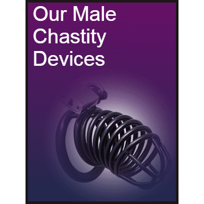 Our Male Chastity Devices