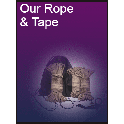 Our Rope & Tape