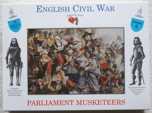 A Call To Arms 1/32 CAL3205 Parliament Musketeers (ECW)