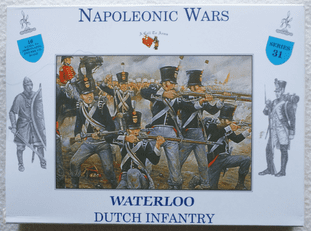 A Call To Arms 1/32 CAL3231 Dutch Infantry 1815 (Napoleonic)