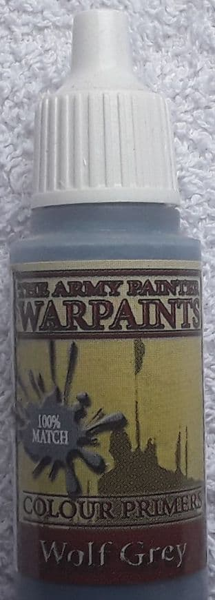 Army Painter WP1119 Wolf Grey