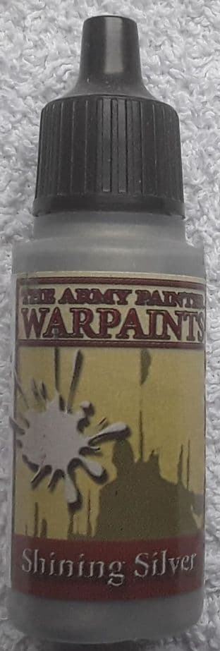 Army Painter WP1129 Shining Silver