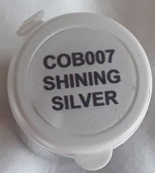 Colours of Battle COB007 Shinning Silver