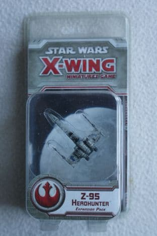 Fantasy Flight SWX16 Star Wars X-Wing Z-95 Headhunter
