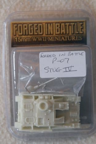 Forged in Battle 15mm P-07 StuG IV