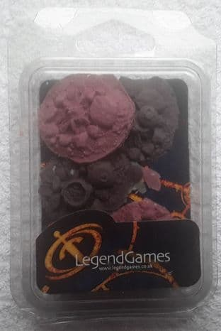 Legend Games 28mm LGCAM01 Camp Fires