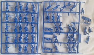 Revell 1/72 RV02570 French Grenadiers a Pied (Napoleonic) (Pre Owned)