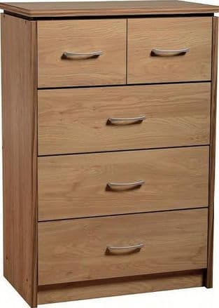 Charle 3 +2 Chest Of Drawers