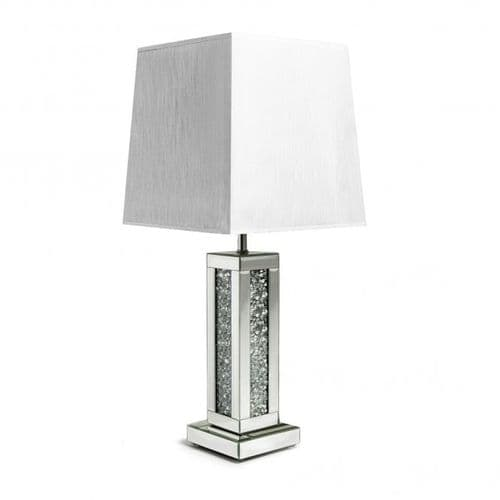 Diamond Crush Table Lamp