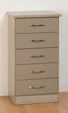 Nevad 5 Drawer Chest