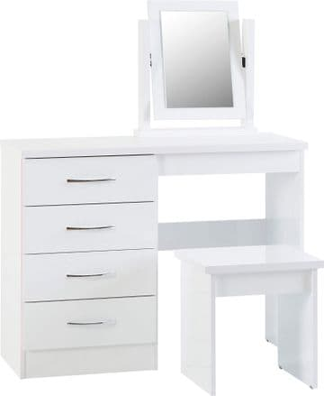 Nevad Dressing Table Set