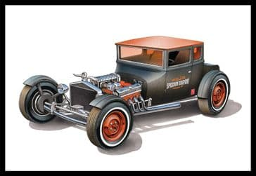 """AMT 1/25 1925 Ford T """"Chopped"""""""