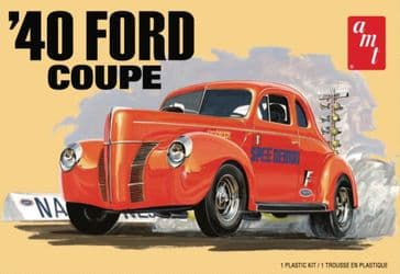 AMT 1/25 '40 Ford Coupe