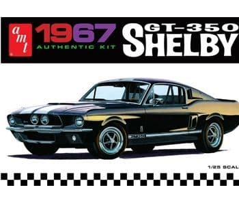 AMT 1/25 '69 Shelby GT-350