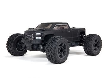 Arrma Big Rock 3S V3 4x4 BLX - Black