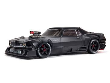 Arrma Felony 1/7 6s BLX RTR Street Muscle Car - Black