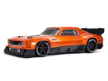 Arrma Felony 1/7 6s BLX RTR Street Muscle Car - Orange