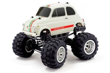 Cen Racing Fiat Abarth 595 1/12 solid Axle Truck